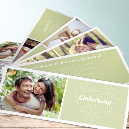 Einladungskarten - Gäste einladen mit Stil