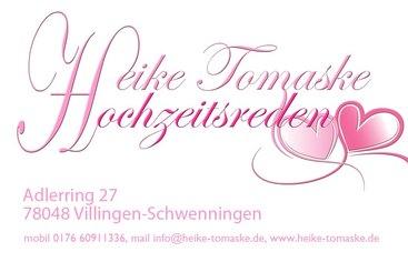 Hochzeitsrednerin Heike Tomaske