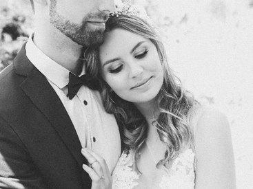 Beispielfoto Brautpaar