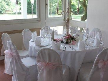Ihre Hochzeitsfeier bei uns - Die perfekte Location