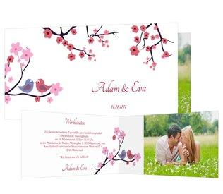 Bei Drucksachen heiraten.de finden Sie eine große Auswahl an Hochzeitseinladung für Ihre Hochzeit