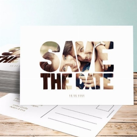 Save-the Date-Karten