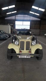 Beauford - Hochzeit-Auto