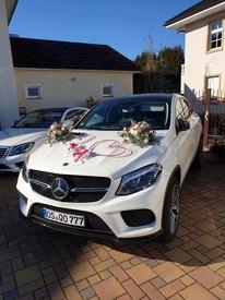 Mietwagen für Ihre Hochzeit