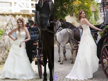 Unser Brautkleid Sylvia