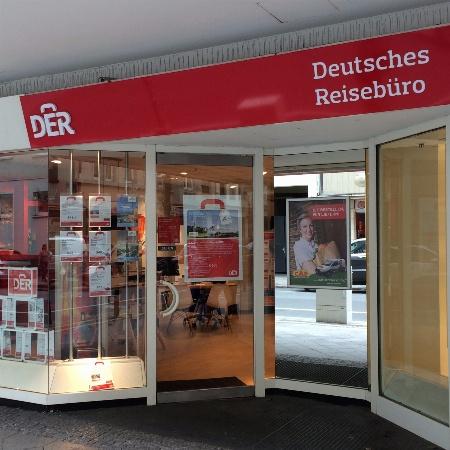 DER Deutsches Reisebüro Mannheim