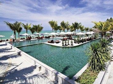 Tolle Resorts direkt am Strand - Wellness in Ihren Flitterwochen