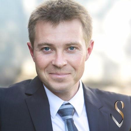 Vitali Sokolov - freier Theologe, Hochzeitsredner (Master of Arts)