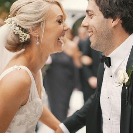Liebesglück Hochzeit