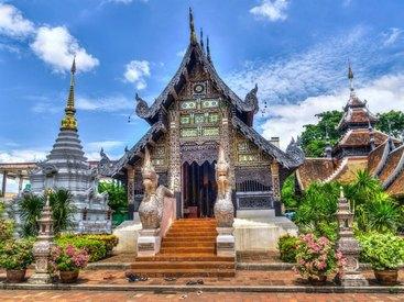 Nur Strand ist Ihnen zu langweilig? Entdecken Sie faszinierende Kultur wie hier z.B. in Thailand - Buchen Sie in Ihrem DER Reisebüro in Ludwigshafen