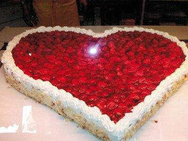 Ein Herz - das Symbol der Liebe