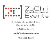 Logo ZaChri Masterpiece Events