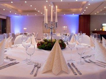 Hochzeitslocation Hotel Maifeld