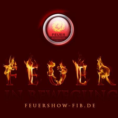 Feuer in Bewegung- professionelle Feuershows