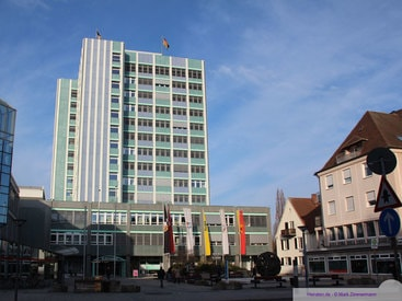 Willkommen im Standesamt Bayreuth im Rathaus.